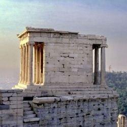 Платеи и храм Афины