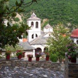 Достопримечательности македонской области Серрес