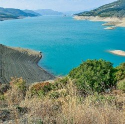 Озеро в Греции - Тавропос
