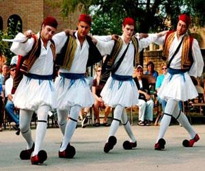 Танцы Греции
