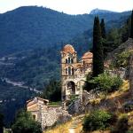 Фессалия – колыбель древнегреческой мифологии