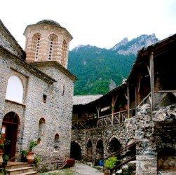Монастыри Македонии