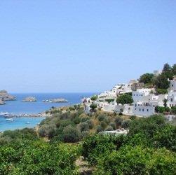 Общие сведения об отдыхе в Фессалии