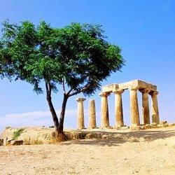 Семь исторических областей Пелопоннеса